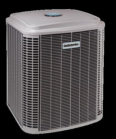 comfortmaker air conditioner heat pump